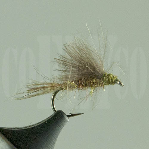 Blue Wing Olive Transitional Dun Harrop