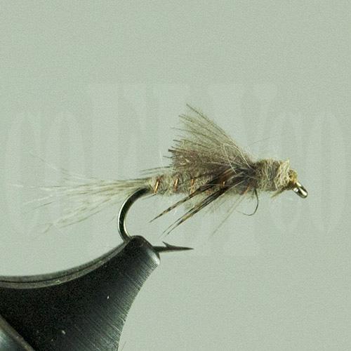 Callibaetis Floating Emerger Nymph Harrop