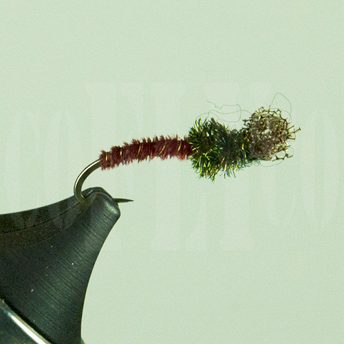 Shewey Chironomid Suspended Bloodworm