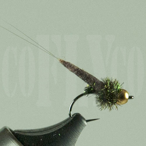 Micro Mayfly March Brown SciFly
