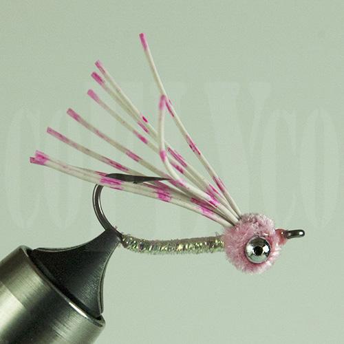 Moffo Slamaroo Pink