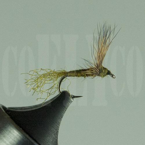 Sparkle Dun Blue Wing Olive