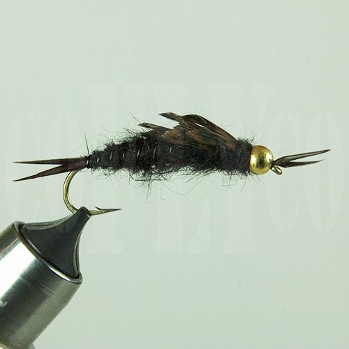 Western Stonefly Black Beadhead