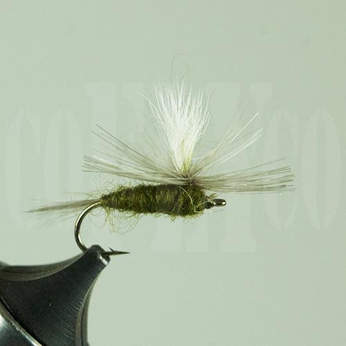 Blue Wing Olive Parachute Skykomish