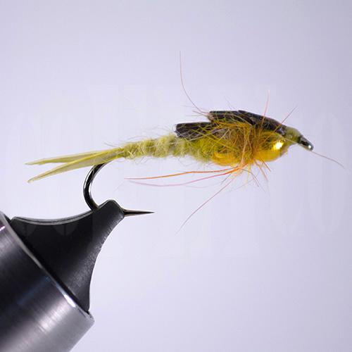 Stonefly Yellow Beadhead