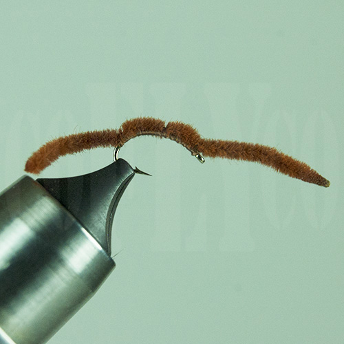 San Juan Worm Brown