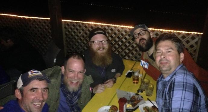 Vermillion Crew from Kitchen Sink Studios